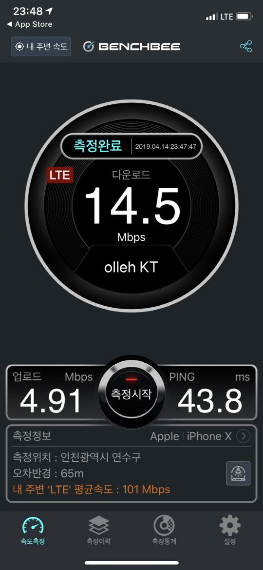 LTE 속도저하·끊김현상에… 속 터지는 KT망 사용자